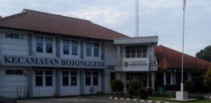 Kantor Kecamatan Bojonggede
