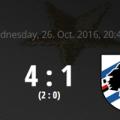 Juventus Kalahkan Sampdoria di Gionarta 10 Serie A (Image : juventus.com)