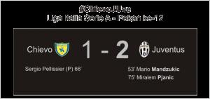 Kalahkan Chievo, Juventus masih kokoh di klasemen Liga Italia Serie A Pekan Ke 12