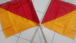 Bendera Semapur harganya Rp 10.000