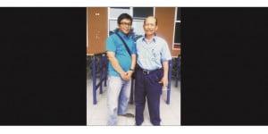 Master Bunawan Sofwan Guru Besar Taekwondo Indonesia