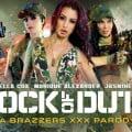 Brazzers Rilis Parodi Call of Duty (foto : www.trendzz.com)