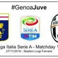 22 pemain Juventus yang dipersiapkan melawan Genoa