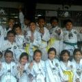 SDN Pengadilan Kota Bogor Ikut UKT Taekwondo Modus Club