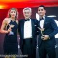 2 Taekwondoin Terbaik 2016 Versi WTF Bersama Presiden Chungwon Choue