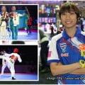 Napaporn Charanawat Juara Dunia Taekwondo Junior asal Thailand