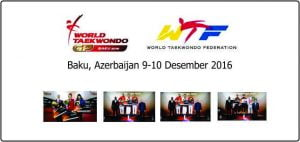 Hasil Final World Taekwondo Grand Prix WTF 2016
