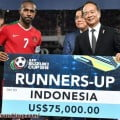 Timnas Indonesia Masih Belum Bisa Juara Piala AFF