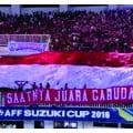 Indonesia Kalahkan Thailand 2-1 di Leg 1 Final AFF 2016
