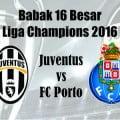 Hasil Undian 16 Besar Liga Champions Juventus vs Porto