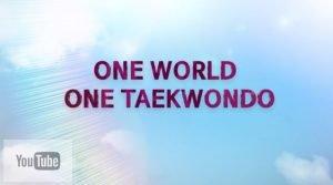 One World One Taekwondo