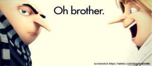 Nantikan Munculnya Dru Saudara Kembar Gru (Despicable Me 3)