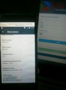 Spesifikasi Smartphone 4G Digicoop