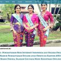 Pendaftaran Gelombang 2 Miss Internet 2017 Khusus Di Jakarta