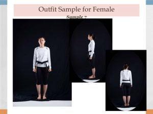 Contoh Ke-7 Kelengkapan Atlet Taekwondoin Wanita di Kejuaraan Dunia Taekwondo Pantai (Source : worldtaekwondofederation.net)