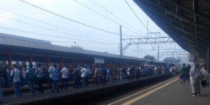 Jadwal Terbaru KRL Untuk Roker Atau Anker Dari Stasiun Bojonggede