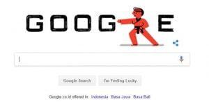 Kejuaraan Dunia Taekwondo 2017 Dijadikan Doodle Oleh Google