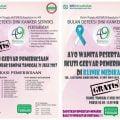 Pemeriksaan Kanker Serviks Gratis Pengguna BPJS di Bogor