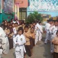 Inilah Ekskul Taekwondo Di SDN Pengadilan 2 Bogor