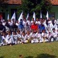 UKT Pertama Unit Taekwondo SDN Pengadilan Bogor Bersama Klub Barunya