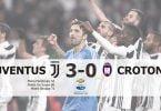 Bianconeri Kalahkan Crotone Tiga Gol Tanpa Balas