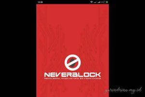 Cara Mudah Menginstall Aplikasi VPN Neverblock Di Smartphone Android