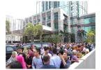 Beginilah Evakuasi di Menara Batavia Ketika Gempa Bumi Mengguncang Jakarta