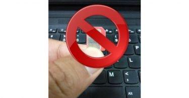 Warga Bojonggede Inilah Tahapan Pemblokiran Kartu Prabayar Anda Jika Belum Diregistrasi