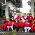 Ekskul Taekwondo SDIT Al Munawwar Bogor Ikut Berlaga di Prasmul Olympics 2018
