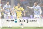 Giornata 29 Juventus Imbang di Stadion Paolo Mazza
