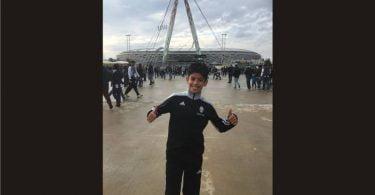 Wonderkid Juventus Asal Palestina
