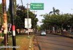 Cara Ke Stadion Pakansari dari Stasiun Bojonggede