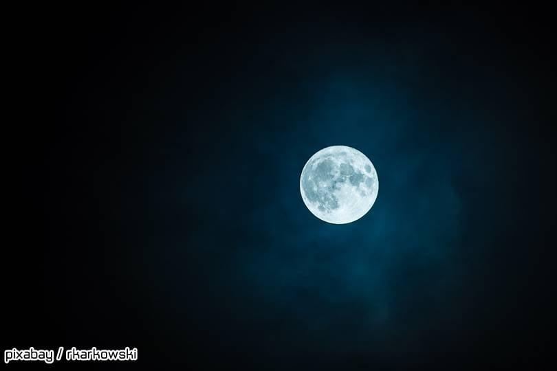 Warga Bojonggede Nanti Malam Lihat Micro Blood Moon