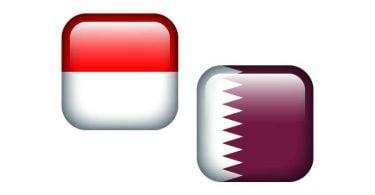 Garuda Nusantara Lawan Qatar