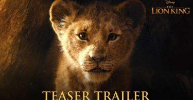 Uculnya Simba Muda di Trailer The Lion King 2019