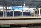 Nama stasiun dipadukan nama geng di Amrik. Stasiun Bojong Gede jadi apa ya?