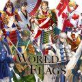 Bendera Merah Putih Jadi Karakter Anime