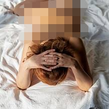 Anna Anufrieva, model yang sempat tampil di halaman Playboy Rusia