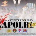 Proposal Kejuaraan Taekwondo Kapolri Cup 2019