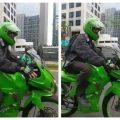 Kawasaki Ninja Digowes Ini Sukses Bikin HEBOH Netizen!!