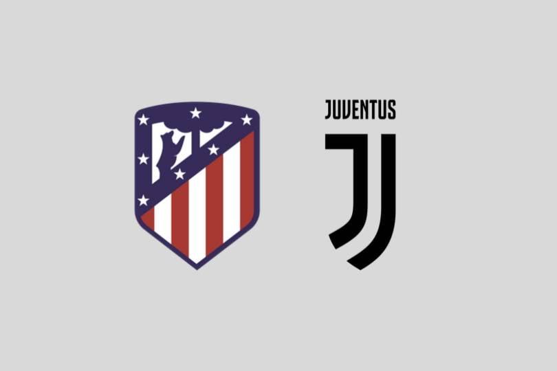 Atletico Madrid vs Juventus berakhir imbang 2-2