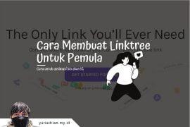 Cara membuat linktree untuk pemula
