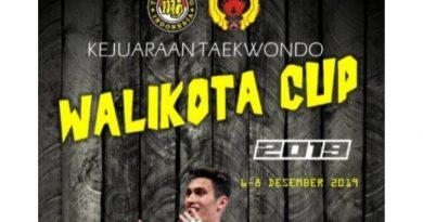 Proposal Kejuaraan Taekwondo Walikota Cup 2019 Kota Bogor