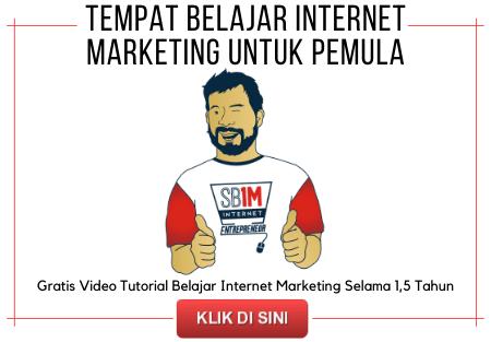 SB1M Tempat Belajar Internet Marketing untuk Pemula