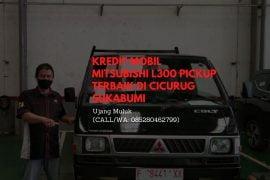 Kredit Mobil Mitsubishi L300 Pickup Terbaik Cicurug Sukabumi