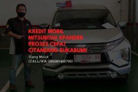 Kredit Mobil Mitsubishi Xpander Proses Cepat Citamiang Sukabumi