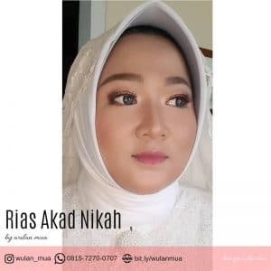 Rias Akad Nikah Kota Bogor