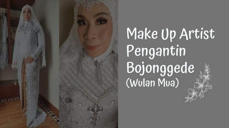 Make Up Artist Pengantin Bojonggede