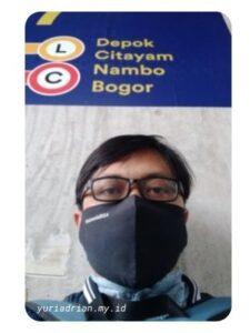 Yuri Adrian Personal Blog - Anak Kereta